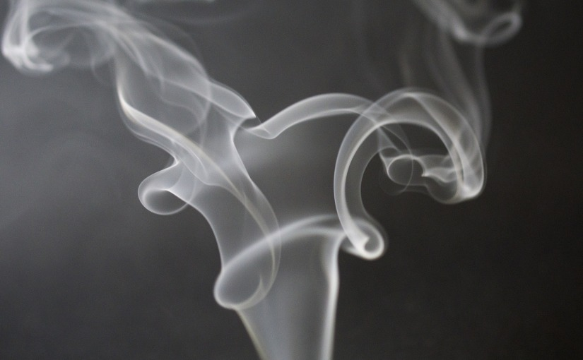 The scent of smoke – Part 1